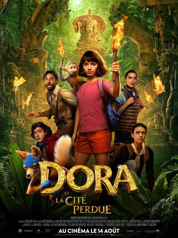 Dora et la cité perdue