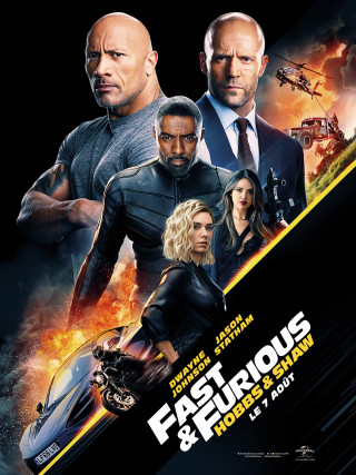 FAST & FURIOUS : HOBBS & SHAW - VOSTFR