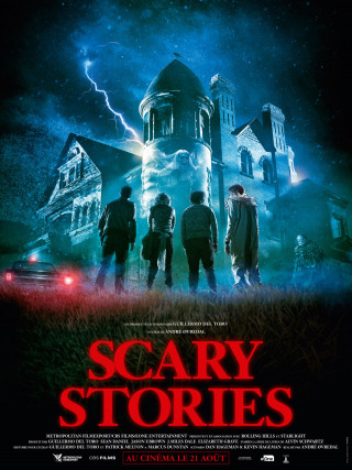 SCARY STORIES - VOSTFR