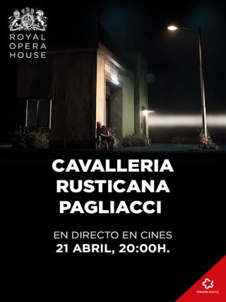 Cavalleria Rusticana/Pagliacci (Royal Opera House 2019/20)
