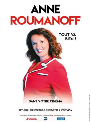 Anne Roumanoff, tout va bien !