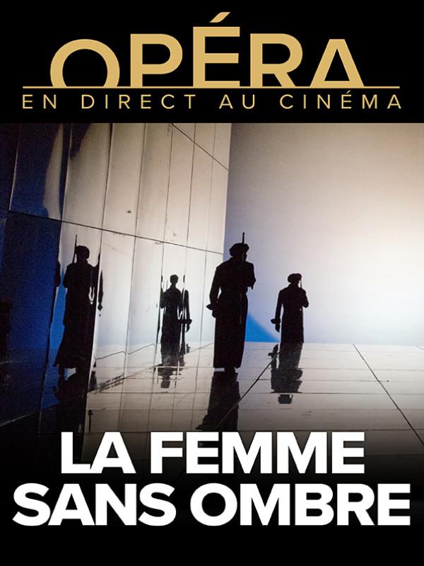 LA FEMME SANS OMBRE METROPOLITAN OPERA 20/21