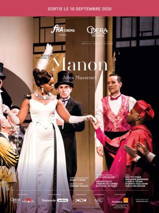 Manon (Opéra de Paris-FRA Cinéma)