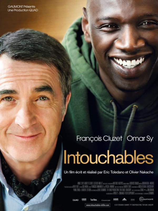 INTOUCHABLES (SÉANCE DRIVE IN)