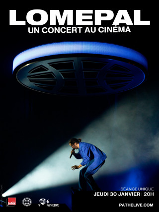Lomepal, un concert au cinéma