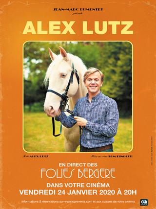 ALEX LUTZ AUX FOLIES BERGERES