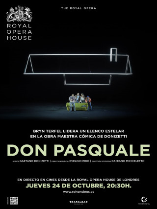 Don Pascale (Royal Opera House 2019/20)