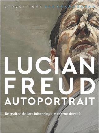 LUCIAN FREUD AUTOPORTRAIT