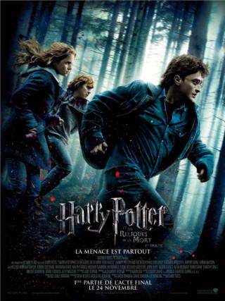 Harry Potter et les reliques de la mort, 1ère partie