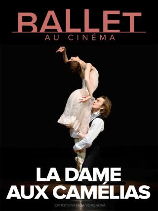 LA DAME AUX CAMÉLIAS BALLET DU BOLCHOÏ 20/21