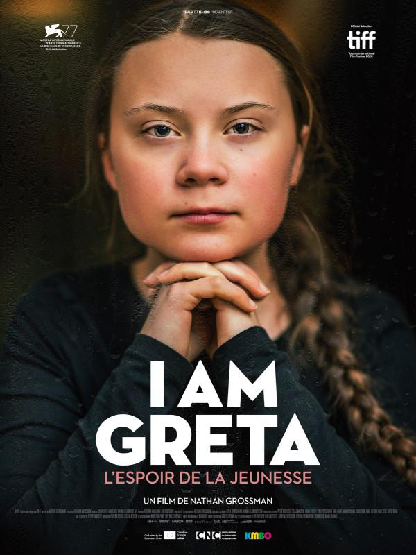 Affiche du film : I Am Greta