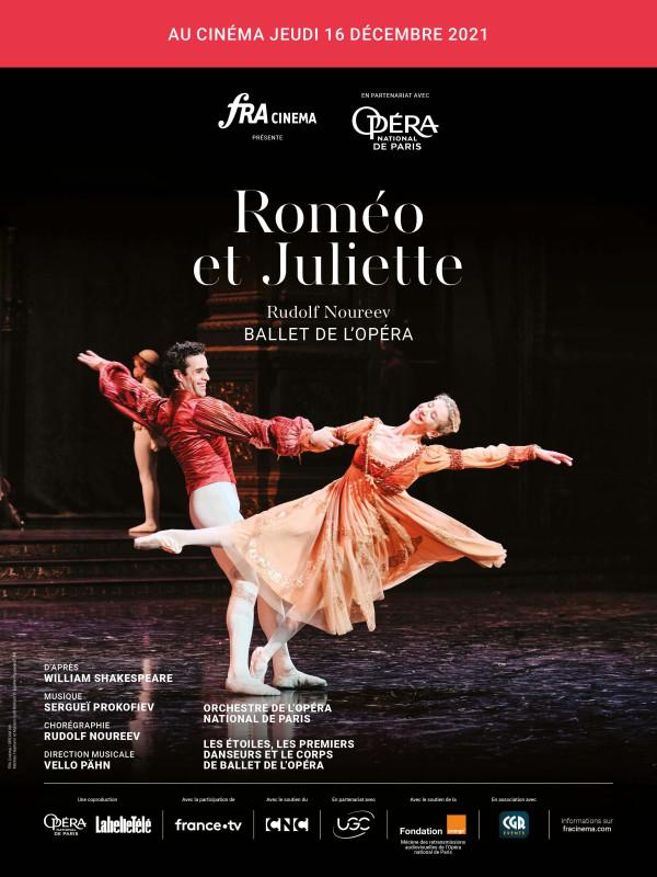 Affiche du film : Roméo et Juliette