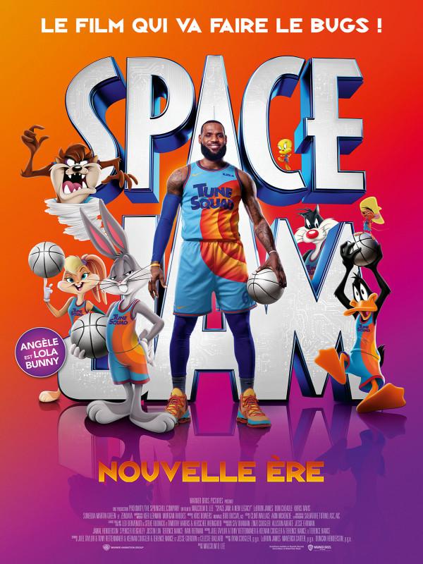 Affiche du film : Space Jam - Nouvelle ère
