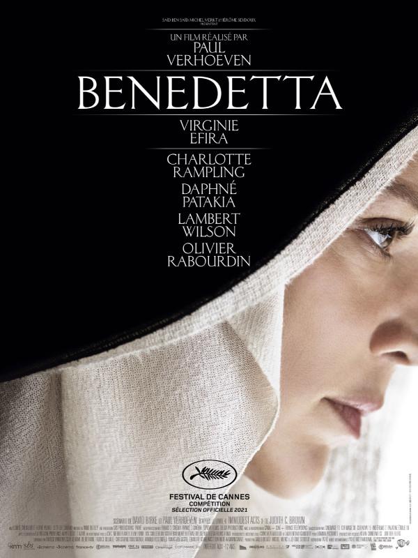 Affiche du film : Benedetta