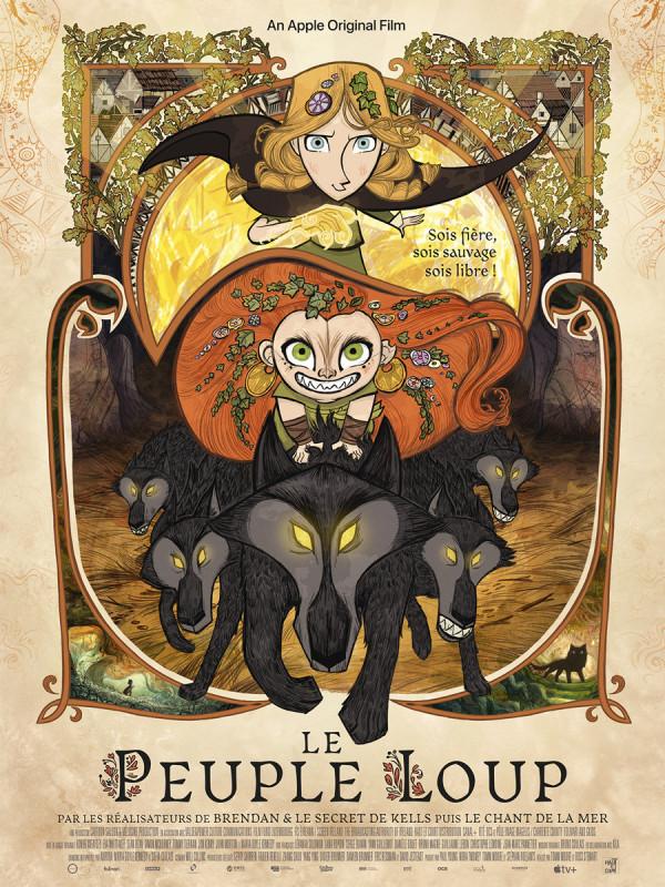 Affiche du film : Le Peuple Loup