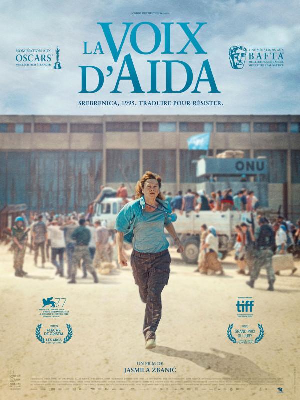 Affiche du film : La Voix d'Aida