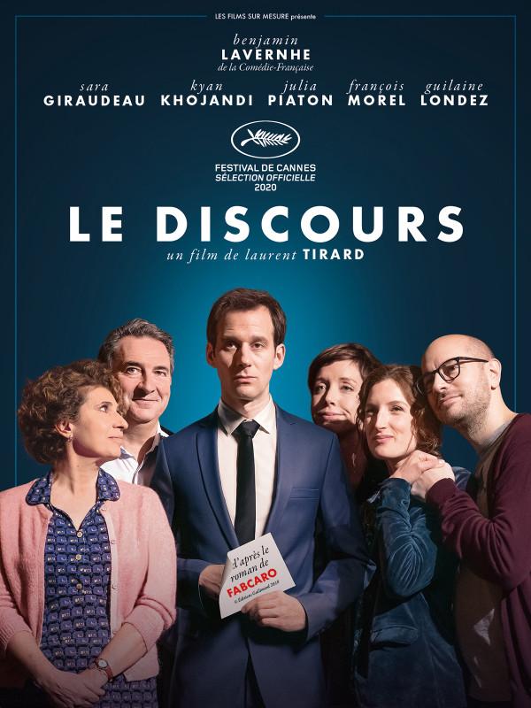Affiche du film : Le Discours