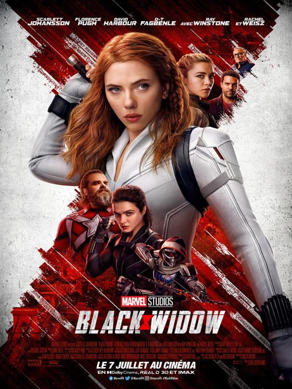 Affiche du film : Black Widow
