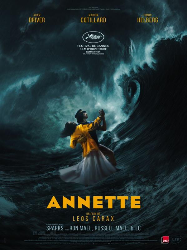 Affiche du film : Annette