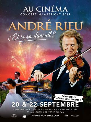 Concert d'André Rieu : Et si on dansait ? (CGR Events)