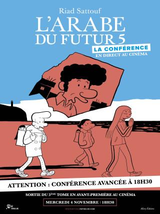 RIAD SATTOUF - L'ARABE DU FUTUR 5