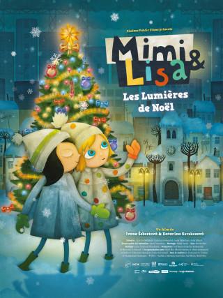 Mimi & Lisa, les lumières de Noël