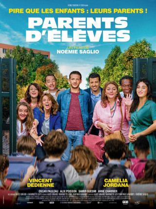 PARENTS D'ÉLÈVES