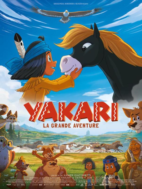 Yakari,
