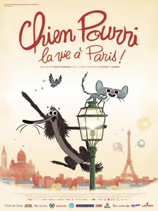 Chien Pourri, la vie à Paris !