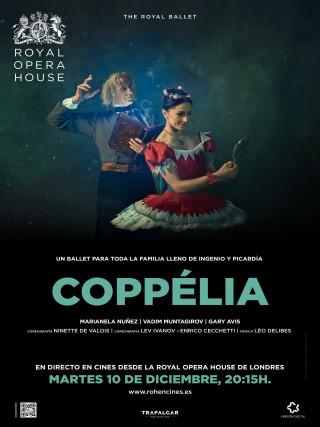 Coppelia (Royal Opera House 2019/20)