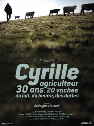 Cyrille, agriculteur, 30 ans, 20 vaches, du lait, du beurre, des dettes