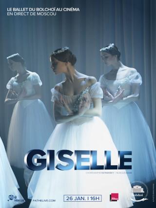 GISELLE Ballet du Bolchoï 19/20