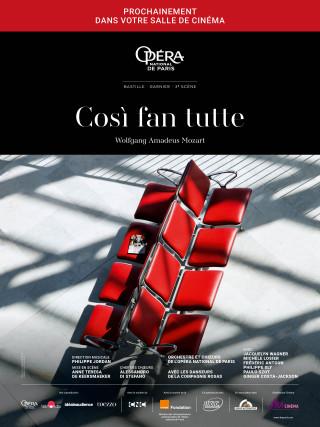 Cosi Fan Tutte (CinéOpéra)