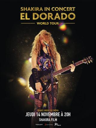 CONCERT ⋅ Shakira, El Dorado World Tour