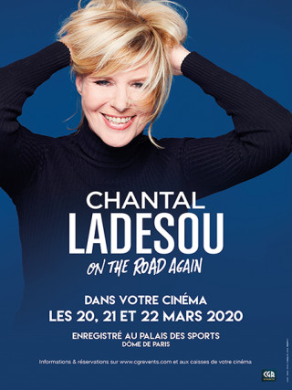 CHANTAL LADESOU : ON THE ROAD AGAIN