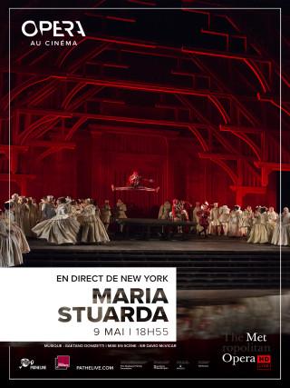 MARIA STUARDA Metropolitan Opera 19/20