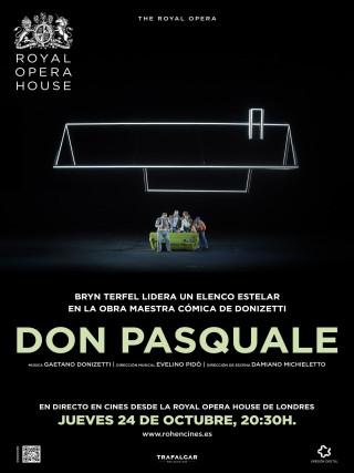 Don Pascale (Royal Opera House)