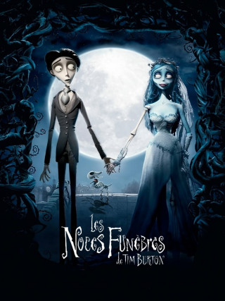Les Noces funèbres de Tim Burton
