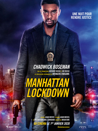 MANHATTAN LOCKDOWN