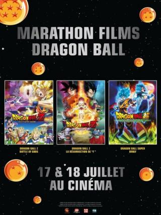 MARATHON DRAGON BALL
