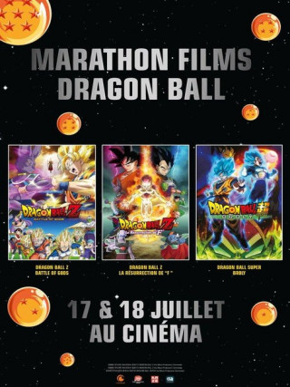MARATHON DRAGON BALL EN VF